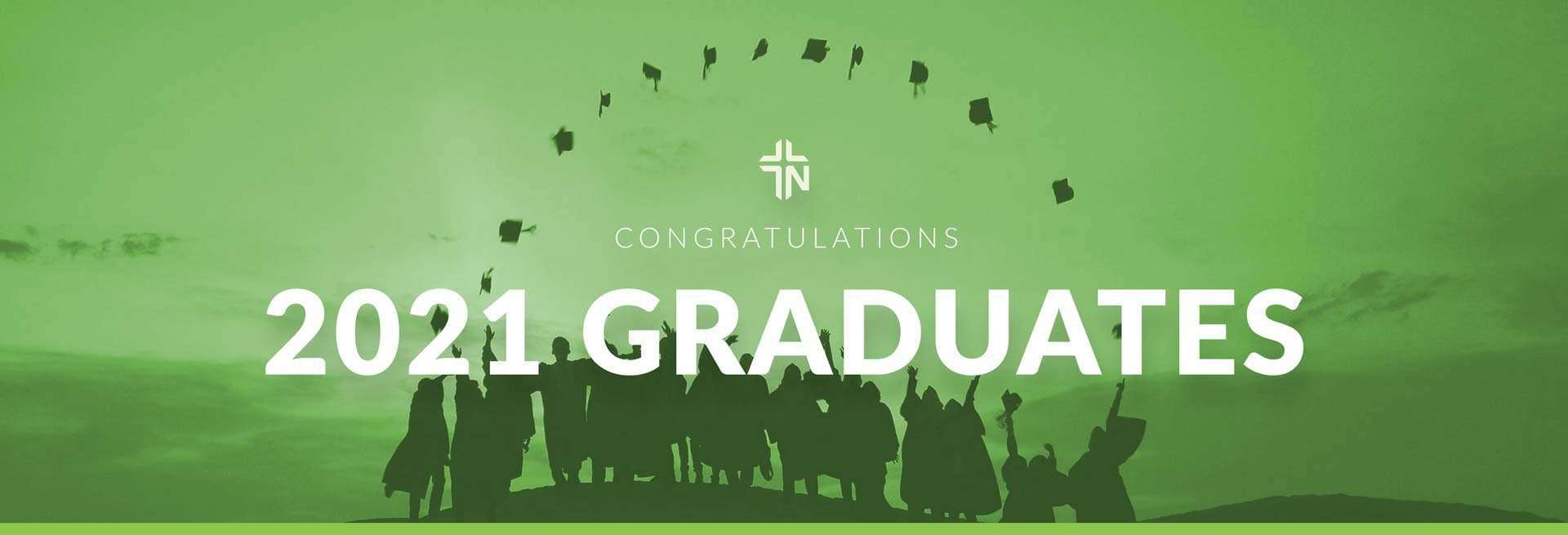 graduation - Celebrating 2021 Graduates