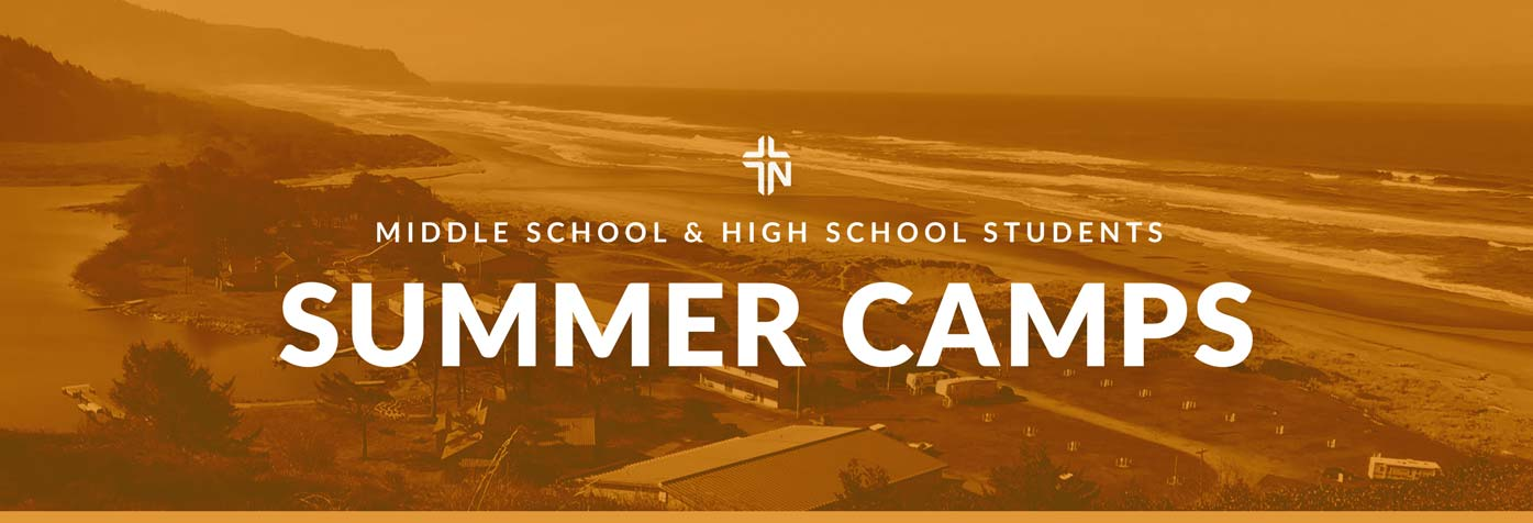 Registrations for High School and Middle School Summer Camp