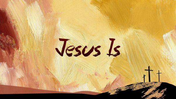 Jesus Is My Friend Image
