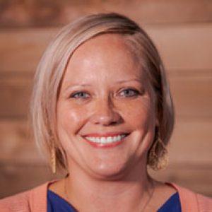 Angela Bourne - Nursery and Preschool Coordinator - NCC