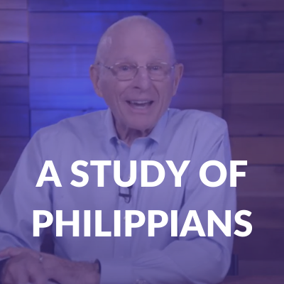 A study of Philippians - Discovering Joy with Roy - NCC