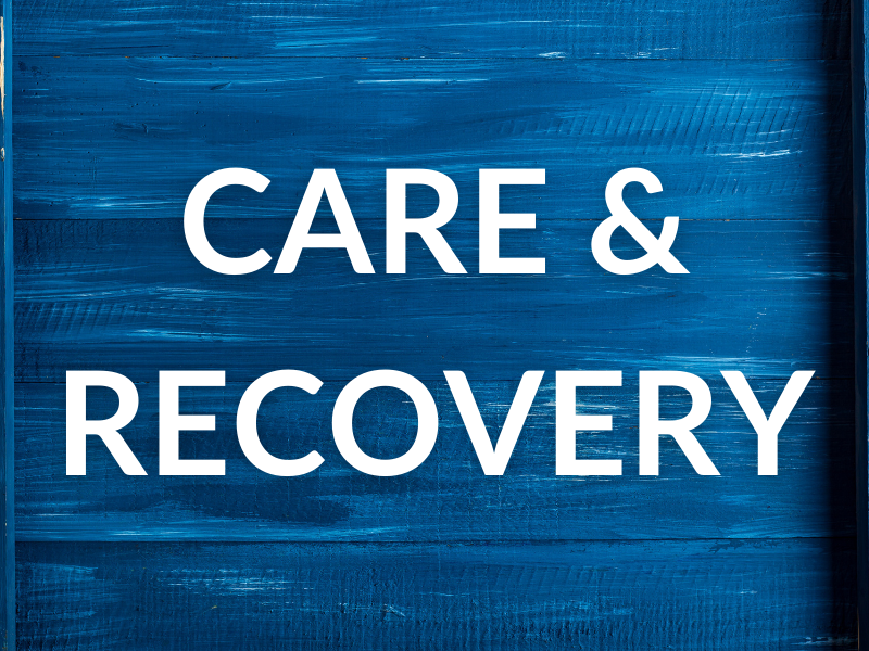 Care and Recovery Image - NCC|