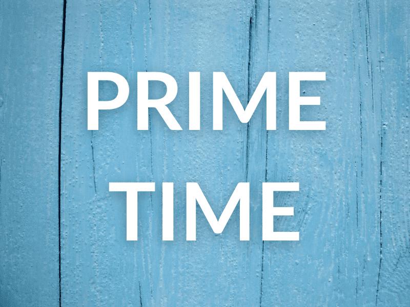 Prime Time Image - NCC