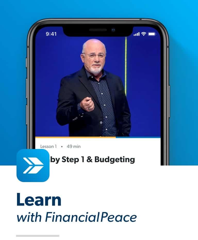 Learn - Financial Peace University - NCC