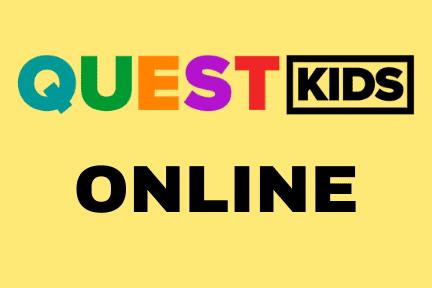 Online Quest Kids Image - Kids Ministry - NCC|