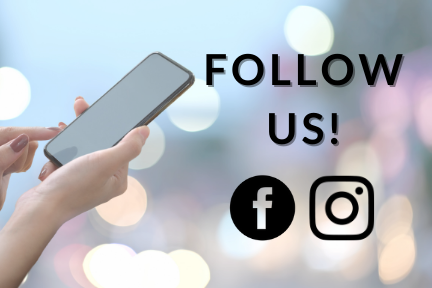 Follow our Social Media - We are on Facebook and Instagram - NCC