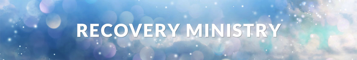 Recovery ministry banner - NCC